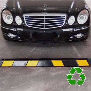 Tope ideal para Estacionamientos